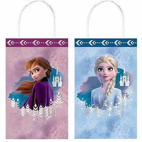 Frozen 2 Favor Bags 8ct