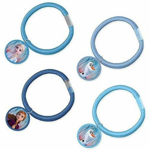 Frozen 2 Hair Ties 8ct