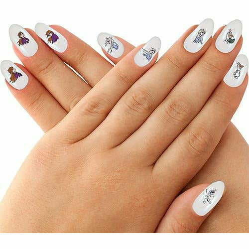 Frozen 2 Nail Stickers 4 Sheets
