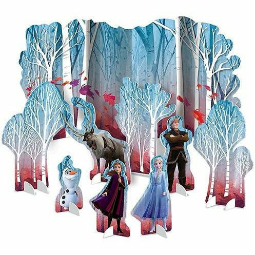 Frozen 2 Table Decorating Kit 9pc