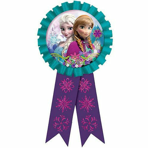 Frozen Award Ribbon