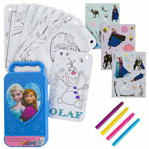 Frozen Sticker Activity Box