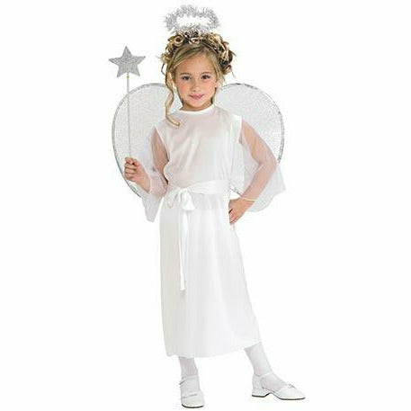 Girls Fuller Cut Angel Costume