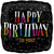 "455 Fun Happy Birthday to You Type 17"" Mylar Balloon"