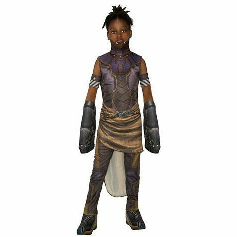 Girls Shuri Deluxe Costume - Black Panther