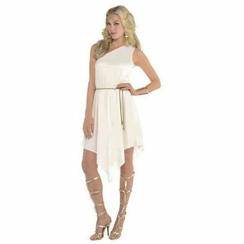 Womens Goddess Dress Costume