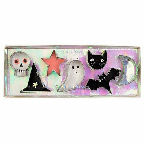 Halloween Icons Mini Cookie Cutters S6