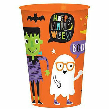 Happy Halloween Favor Cup