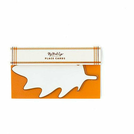 HARVEST LEAF PLACE CARDS