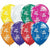 "Happy Birthday Jewel Mixed Assortment 16"" Latex Balloon"