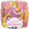 "C006 Rapunzel Happy Birthday 17"" Mylar Balloon"