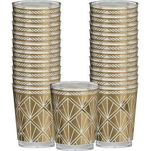 Hollywood Plastic Cups 20ct
