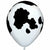"Holstein Cow 11"" Latex Balloon"