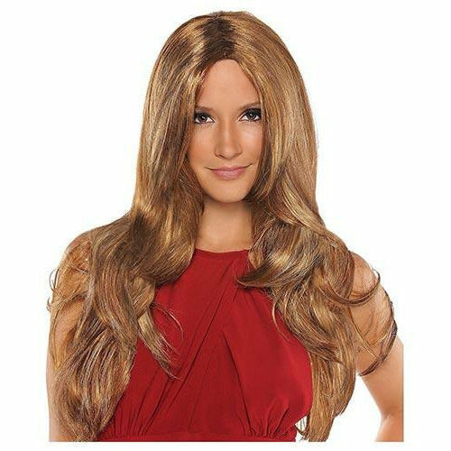 Hot Caramel Brown Wig