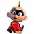 "202 Jack Jack Incredibles 2 32"" Mylar Balloons"
