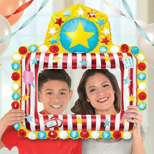 Inflatable Carnival Balloon Frame