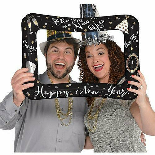 Inflatable New Year's Photo Frame Balloon