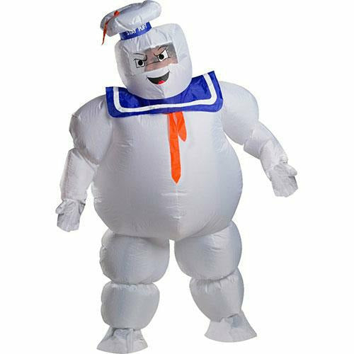 Adult Ghostbusters Stay Puft Inflatable Costume