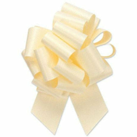Ivory Pull Bow 8in