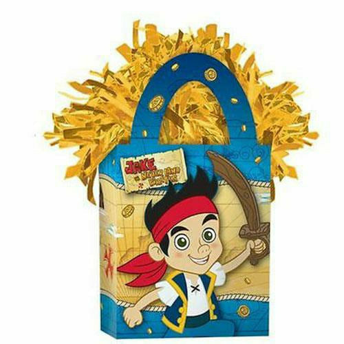 Jake and the Neverland Pirates Tote Balloon Weight