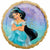 "119 Jasmine Once Upon a Time 17"" Mylar Balloon"