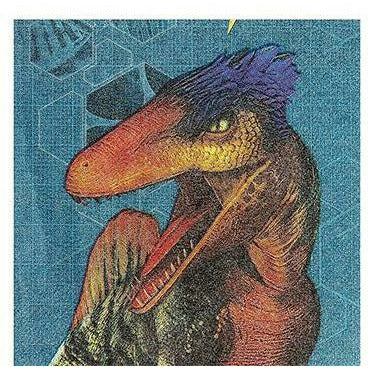 Jurassic World Beverage Napkins 16ct