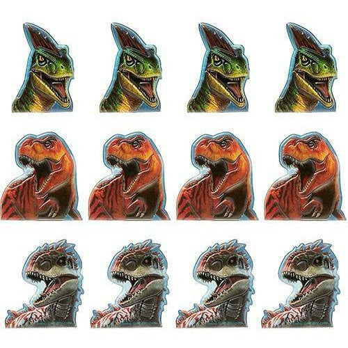 Jurassic World Finger Puppets 12ct