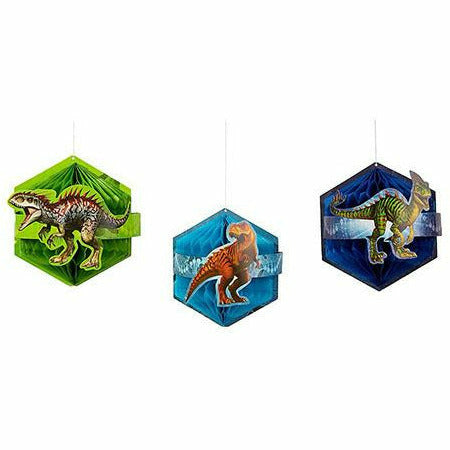 Jurassic World Honeycomb Balls 3ct