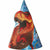 Jurassic World Party Hats 8ct