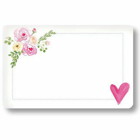 Just Lovely Roses and Heart Card