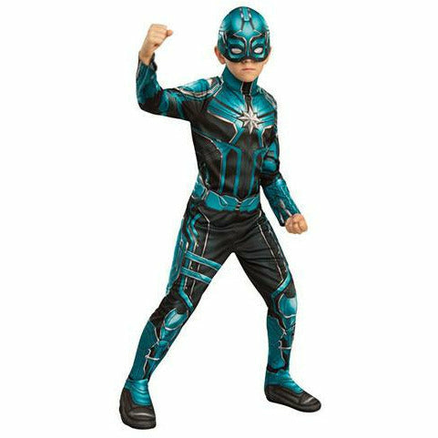Boys Yon Rogg Costume Captain Marvel Chilling adventures of sabrina costumes. ultimate party super store