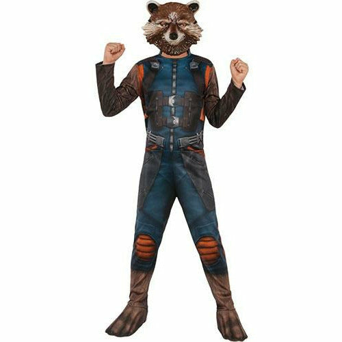 Boys Rocket Costume - Guardians of the Galaxy Vol. 2