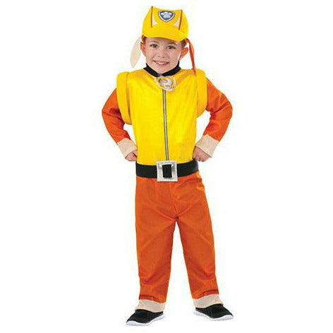 Boys Rubble Costume - PAW Patrol