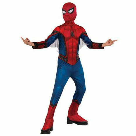 Boys Spider-Man Red/Blue Suit Costume - Spider-Man Far From Home