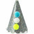 Large Pierrot Party Hats