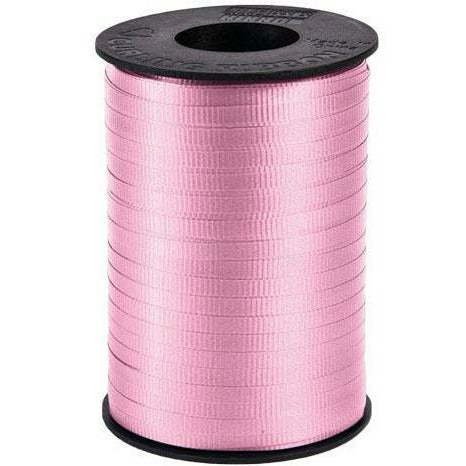 "Light Pink Curling Ribbon 3/16"" x 500 Yards"