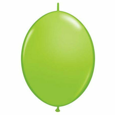 "Lime Green QuickLink 12"" Latex Balloon"