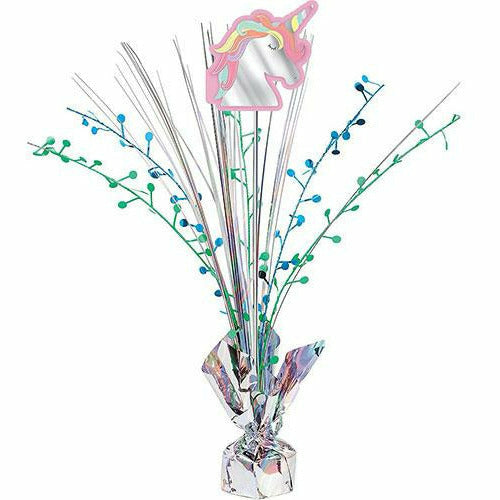 Magical Rainbow Unicorn Spray Centerpiece