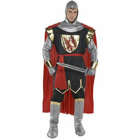 Mens Brave Crusader Costume