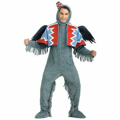 Mens Winged Monkey Deluxe Costume
