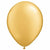 "Metallic Gold 5"" Latex Balloon"