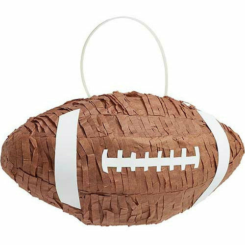 Mini Football Pinata Decoration