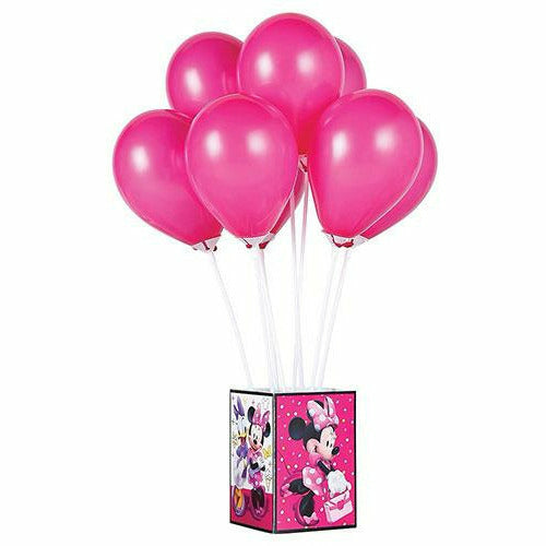 Minnie Mouse Balloon Centerpiece