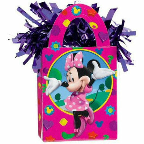 Minnie Mouse Tote Balloon Weight