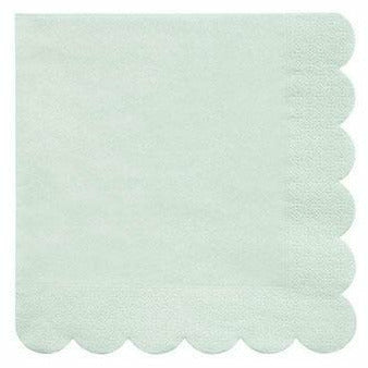 Pale Mint Large Napkins