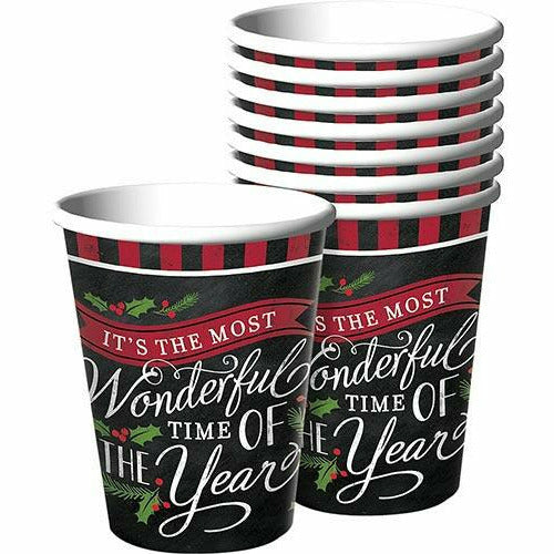 Most Wonderful Time Cups 18ct