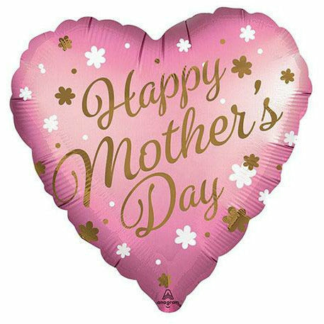 "Mother's Day Satin Luxe 18"" Mylar Balloon"