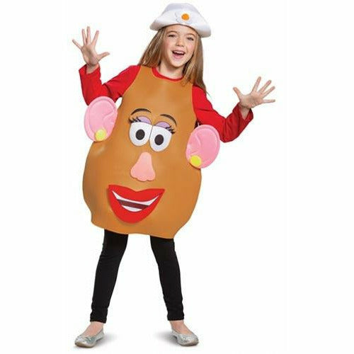 Kids Mrs / Mr Potato Head Deluxe Costume– Toy Story 4