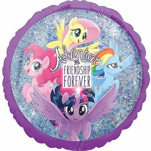 "100 My Little Pony Friendship Adventure 18"" Mylar Balloon"
