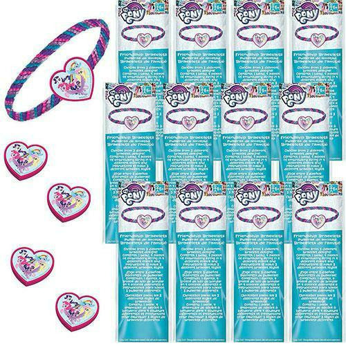 Friendship Adventures My Little Pony Friendship Bracelet Kits 12ct